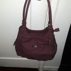 Wine shoulder bag